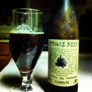 Garrison – Spruce Beer